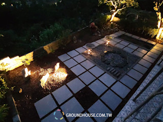 大地工房景觀公司 Tropical style garden