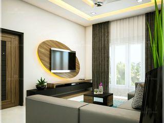 Monnaie Interiors Pvt Ltd WoonkamerAccessoires & decoratie Hout Hout
