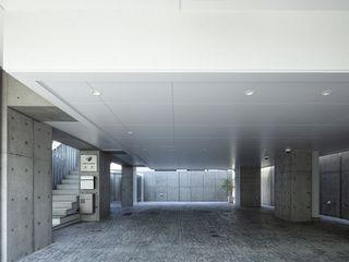 有限会社アルキプラス建築事務所 Modern office buildings