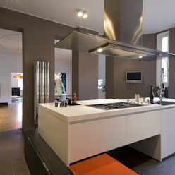 BERLINRODEO interior concepts GmbH Cocinas de estilo moderno