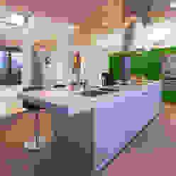 KERN-DESIGN GmbH Innenarchitektur + Einrichtung Cocinas de estilo moderno