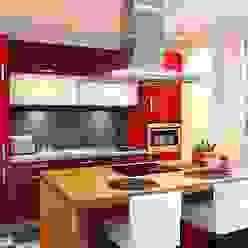 Gerber GmbH Cocinas de estilo moderno