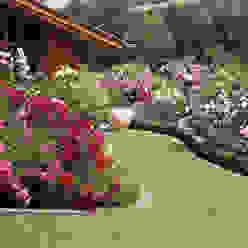 Planungsbüro STEFAN LAPORT Jardines de estilo rural