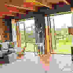 wohnhelden Home Staging Wiejski salon