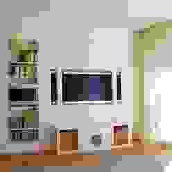 Salones de estilo moderno de Peter Rohde Innenarchitektur Moderno
