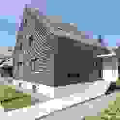 [lu:p] Architektur GmbH Nowoczesne domy