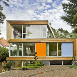 Innenarchitektur Berlin Nowoczesne domy