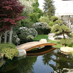 Kirchner Garten & Teich GmbH 庭院