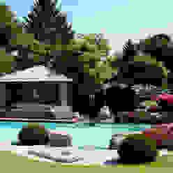Kirchner Garten & Teich GmbH Jardines modernos: Ideas, imágenes y decoración