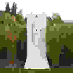 Villa Germany Moderner Garten von HI-MACS® Modern
