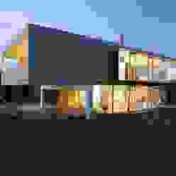 k-m architektur Nowoczesne domy