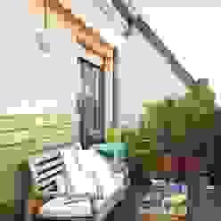 Vive la terraza. Foto: Patricia Gallego para Mí Casa. HEARST magazines I España. decoraCCion Balcones y terrazas de estilo mediterráneo