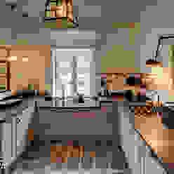 Cozinhas campestres por Lichters Living Campestre
