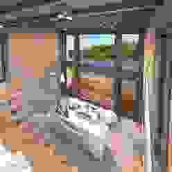 Casas unifamiliares de estilo  por THULE Blockhaus GmbH - Ihr Fertigbausatz für ein Holzhaus,