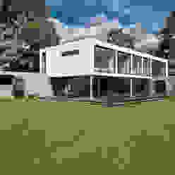 AR Design Studio- Abbots Way Modern houses by AR Design Studio Modern