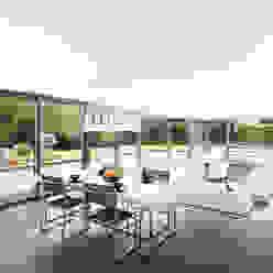 AR Design Studio- Abbots Way AR Design Studio Ruang Makan Modern
