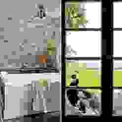 Casas de banho clássicas por THORA TOWN & COUNTRY Clássico