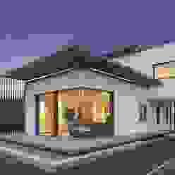 LUXHAUS │ fine. Moderne Häuser von homify Modern