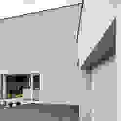 Haus in Ksiazenice Moderne Häuser von NUX Edward Dylawerski Modern
