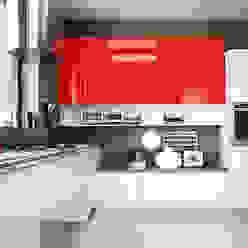cocina modern kitchen CocinaAlmacenamiento y despensa
