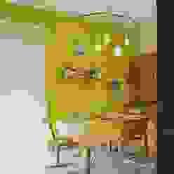 CreativeGLAM :: l'appartamento di Martina e Valerio Spazio 14 10 di Stella Passerini Soggiorno moderno
