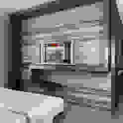 Casa M. studioLO architetti Camera da letto moderna