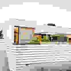 Moderne Häuser von Chiralt Arquitectos Modern