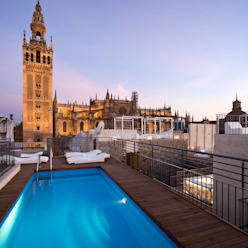Hotel EME in Seville, Spain Donaire Arquitectos Pool