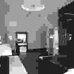 Villa St. Wendel Moderne Badezimmer von Bolz Licht und Wohnen · 1946 Modern