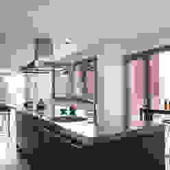 Casa en Andratx Octavio Mestre Arquitectos Cocinas de estilo minimalista