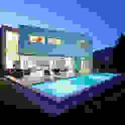 Casa a Riva S. Vitale Studio d'arch. Gianluca Martinelli Case moderne