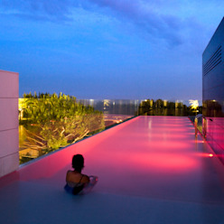 MARIO COREA ARQUITECTURA Pool design ideas