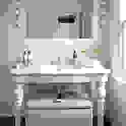 Wimbledon Casas de banho modernas por LEIVARS Moderno