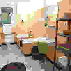 Bad nachher Klassische Badezimmer von raumessenz homestaging Klassisch