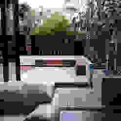 Indoor-outdoor fluidity Modern garden by MyLandscapes Garden Design Modern