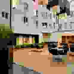 Bona en el Clarion Hotel Plaza Bona Walls & flooringPaint & finishes