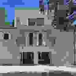 Maisons de style  par laboratorio di architettura - gianfranco mangiarotti
