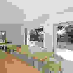 Salle à manger de style  par laboratorio di architettura - gianfranco mangiarotti
