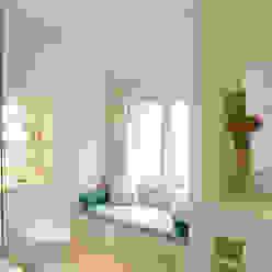 Belsize Park Casas de banho modernas por Hélène Dabrowski Interiors Moderno