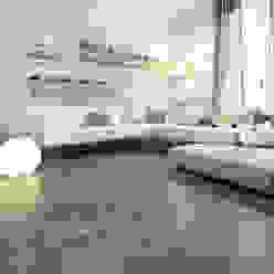 Slide Floor tuttoparquet Paredes y suelosRevestimientos de paredes y suelos Madera Gris