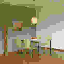Eigentumswohnung im Bungalowstil, Siegen Moderne Esszimmer von Raumpraesenz-Homestaging Modern