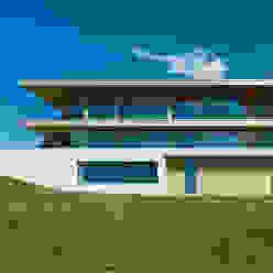 Dietrich | Untertrifaller Architekten ZT GmbH Nowoczesne domy