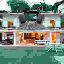 Escala Arquitetura Kırsal Evler