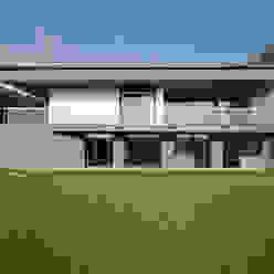 Haus G. Moderne Häuser von junger_beer architektur zt-gmbh Modern