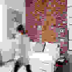 Industrialne domy od Cristina Meschi Architetto Industrialny