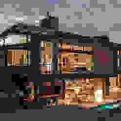 House Duk Nico Van Der Meulen Architects Дома в стиле модерн