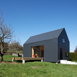 maison G Lode Architecture Maisons minimalistes