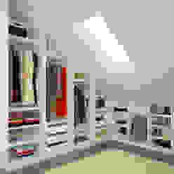 Modern style dressing rooms by meine möbelmanufaktur GmbH Modern
