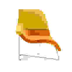 Gemini by UNStudio / Ben van Berkel (a dynamic seating element) von Artifort