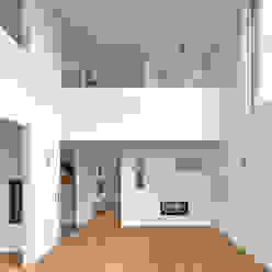 Bruck + Weckerle Architekten Salon moderne